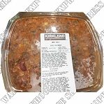 Kirkland Signature Beef Chili. Around 1.5kg
